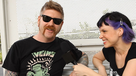Bill Kelliher of Mastodon interview with Christina Rowatt
